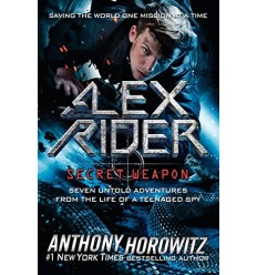 Alex Rider: Secret Weapon [HC]