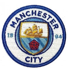 Manchester City FC Crest Patch