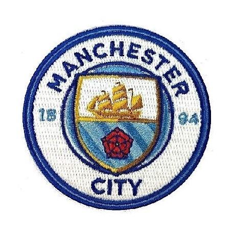 Manchester City FC Crest Patch