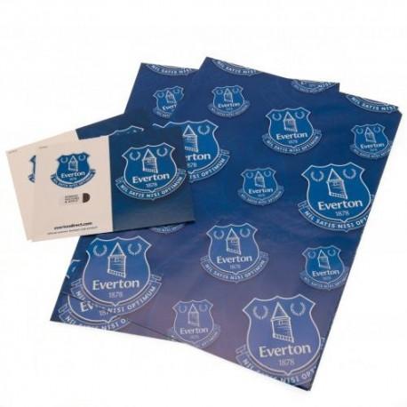 Everton FC Gift Wrap