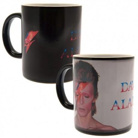 David Bowie Heat Changing Mug