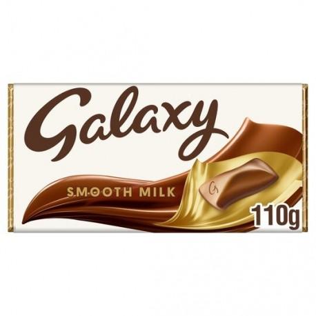 Mars Galaxy Smooth Milk Bar - 110g