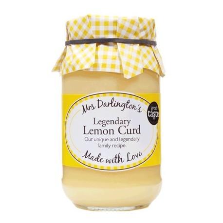 Mrs Darlington's Lemon Curd - 320g
