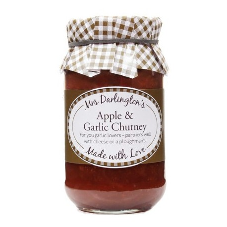 Mrs Darlington's Apple & Garlic Chutney - 312g