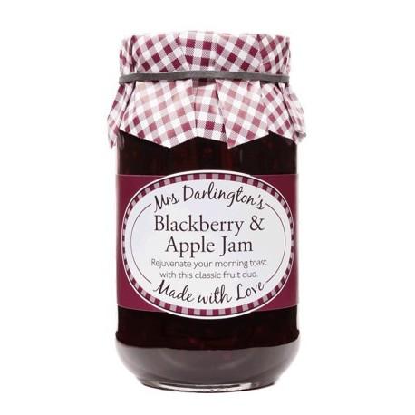 Mrs Darlington's Blackberry & Apple Jam - 340g