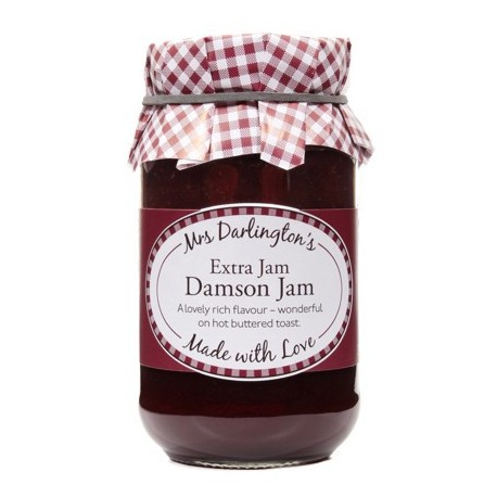 Mrs Darlington's Damson Jam - 340g