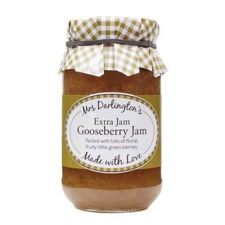 Mrs Darlington's Gooseberry Jam - 340g