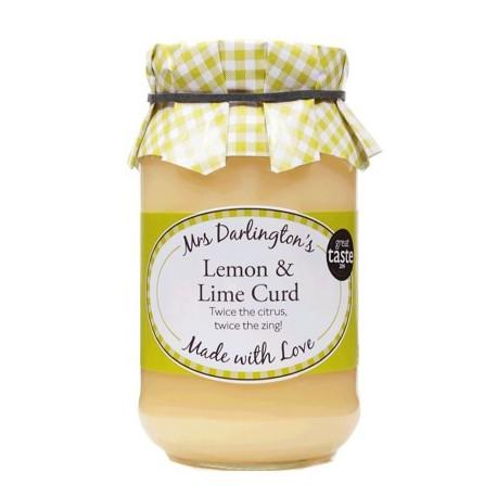 Mrs Darlington's Lemon & Lime Curd - 320g