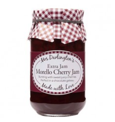 Mrs Darlington's Morello Cherry Jam - 340g