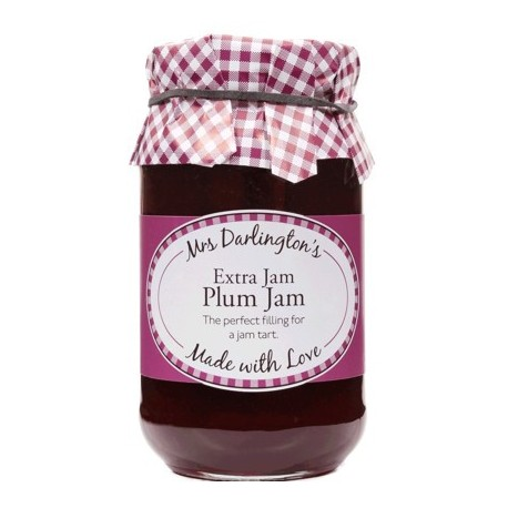 Mrs Darlington's Plum Jam - 340g