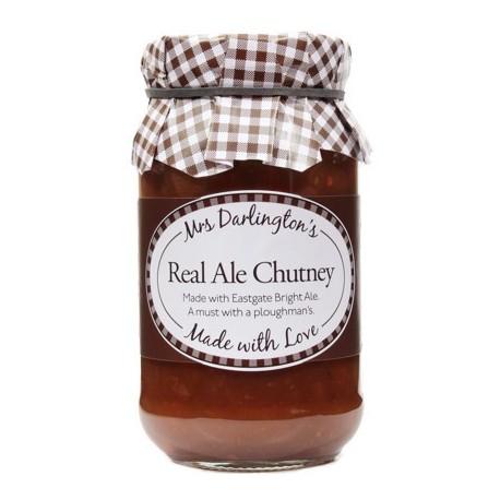 Mrs Darlington's Real Ale Chutney - 300g