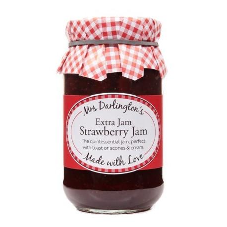 Mrs Darlington's Strawberry Jam - 340g