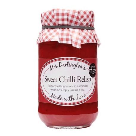 Mrs Darlington's Sweet Chilli Relish - 312g
