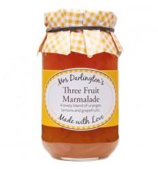 Mrs Darlington's Three Fruit Marmalade - 340g