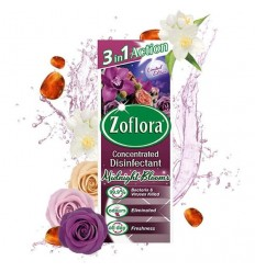 Zoflora Disinfectant - 120ml - Midnight Blooms