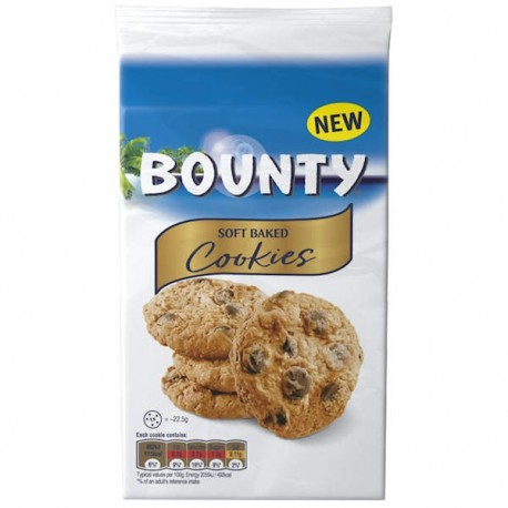 Mars Bounty Soft Baked Cookies - 180g