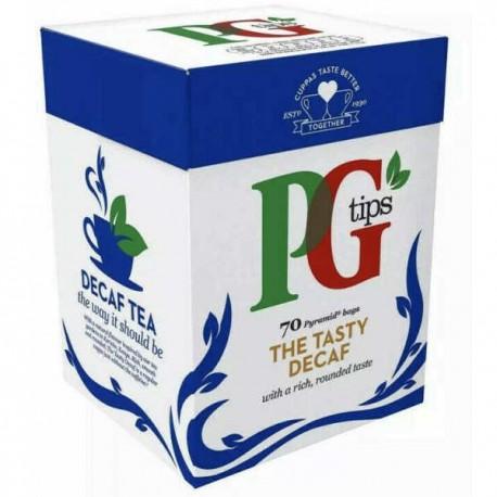PG Tips Decaf Tea Bags - 70