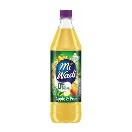 Miwadi Zero Apple & Pear - 1L (Pickup Only)