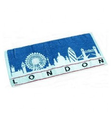 London Sights Bar Towel