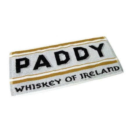 Paddy Irish Whiskey Bar Towel