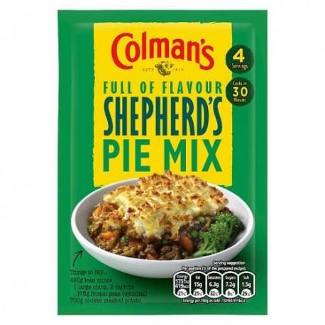 colmans shepherds pie