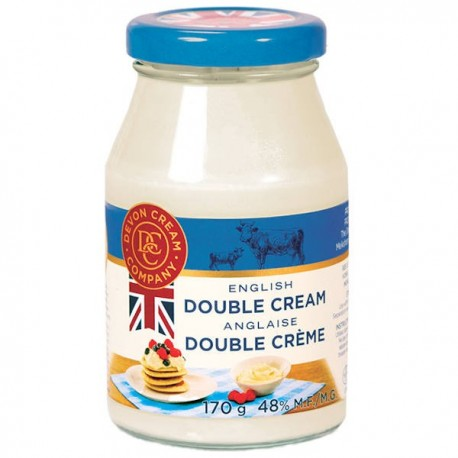 Coombe Castle English Double Cream (Pickup Only)