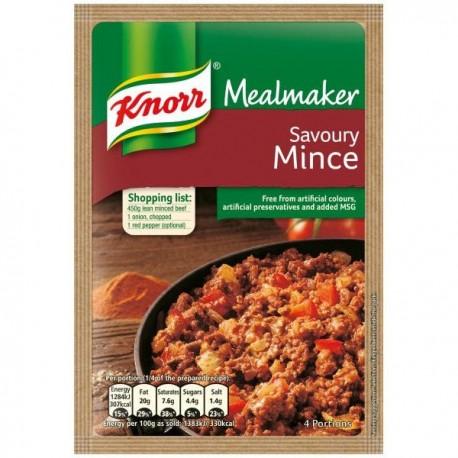 Knorr Mealmaker Savoury Mince 46g