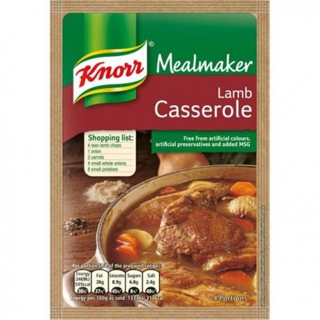 Knorr Mealmaker Lamb Casserole 47g