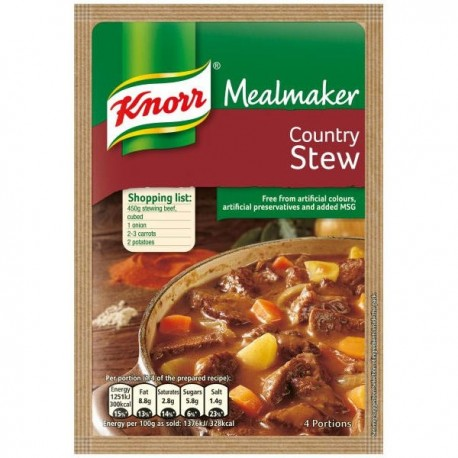 Knorr Mealmaker Country Stew 41g