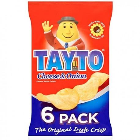 Ttayto ROI Cheese & Onion 6 Pack