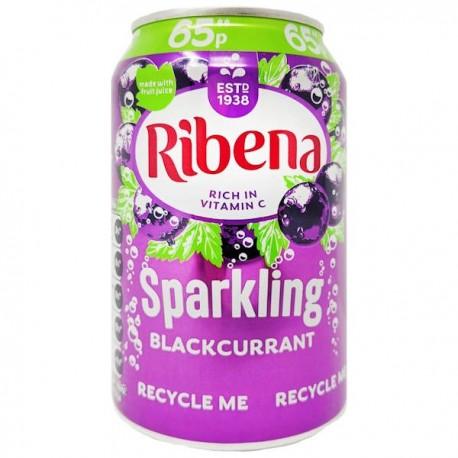 Ribena  Sparkling Blackcurrant 330ml