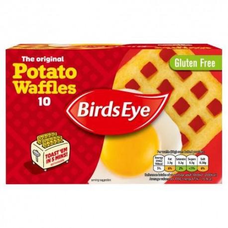 Birds Eye Potato Waffles 567g (Pickup Only)