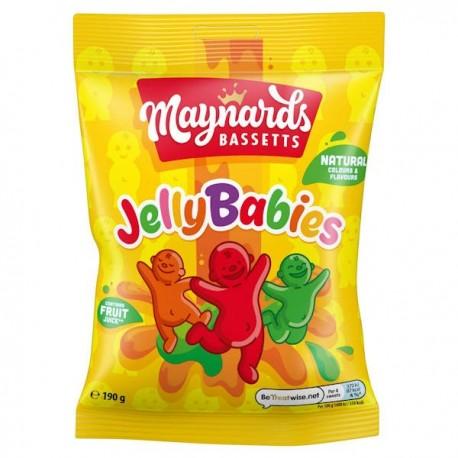 Maynards Bassetts Jelly Babies