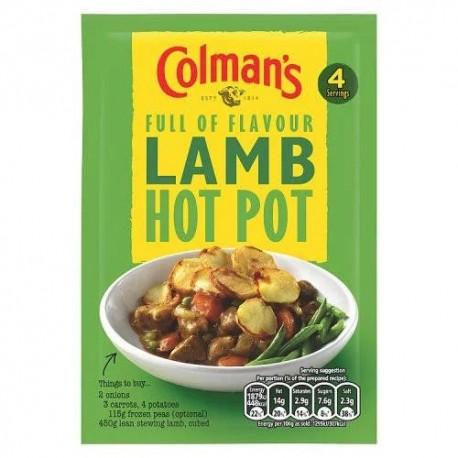 Colman's Lamb Hotpot 41g