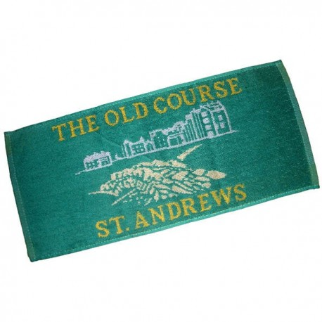 The Old Course St Andrews Bar Towel