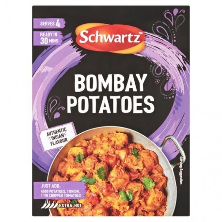 Schwartz Bombay Potatoes Spice Mix - 33g
