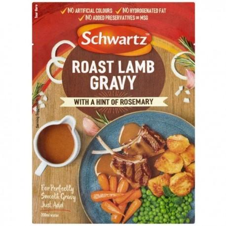 Schwartz Roast Lamb Gravy 26g