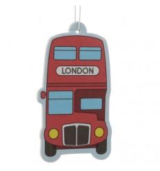 London Big Red Bus Air Freshener