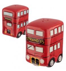 London Routemaster Bus Salt & Pepper Shakers