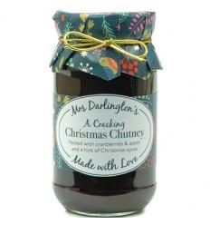 Mrs Darlington's Christmas Chutney 312g