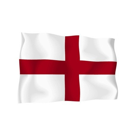 England Flag - 36x60
