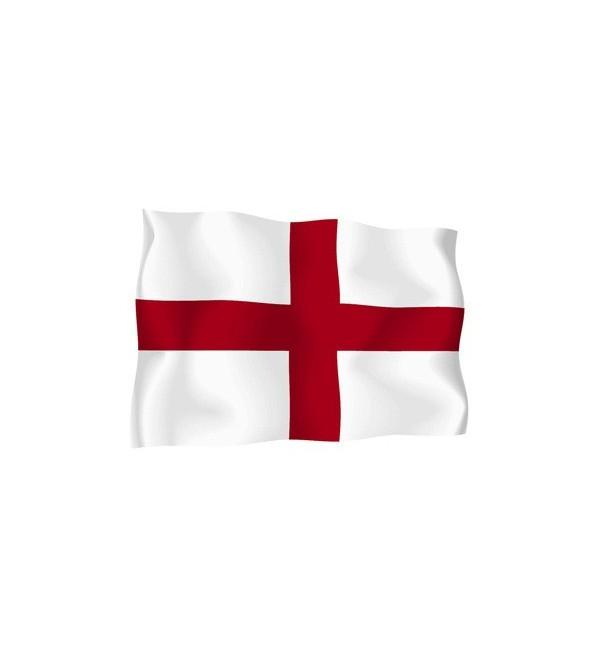 England Flag 36x60 A Bit Of Home Canada