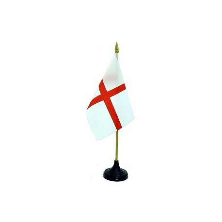 England Flag: 4x6 Table Top
