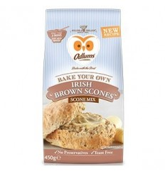 Odlums Irish Brown Scones Mix - 450g