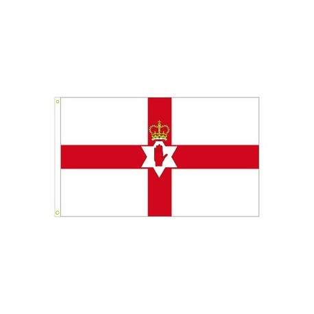 Northern Ireland Flag: 36x60