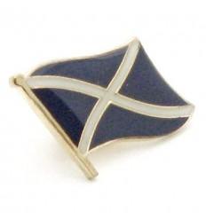 Scotland St Andrews Cross Flag Pin Badge