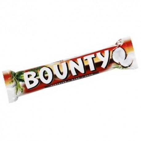Mars Bounty Dark Chocolate Twin - 2x28.5g