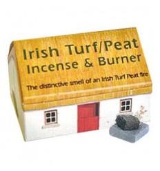 Irish Turf Incense & Burner