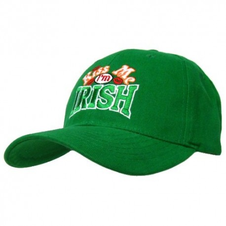 Kiss Me I'm Irish Baseball Cap